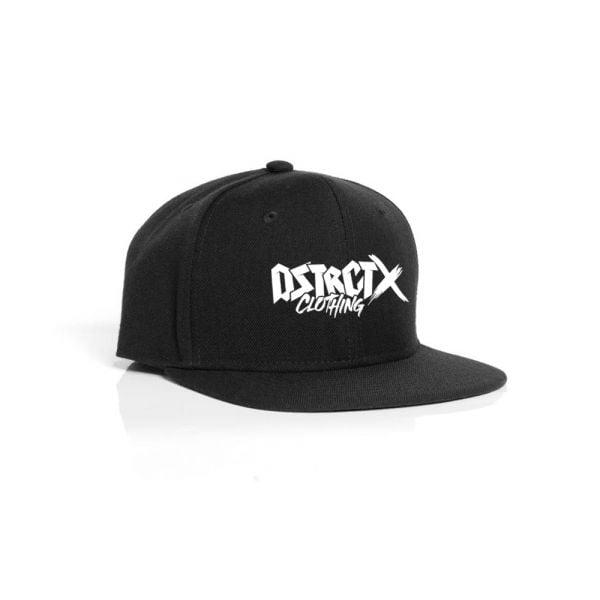 DX Black Snapback