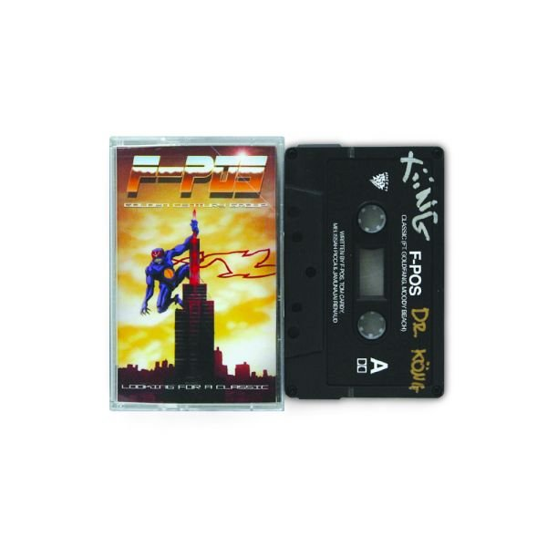 Looking for a Classic Signed Cassette Limited