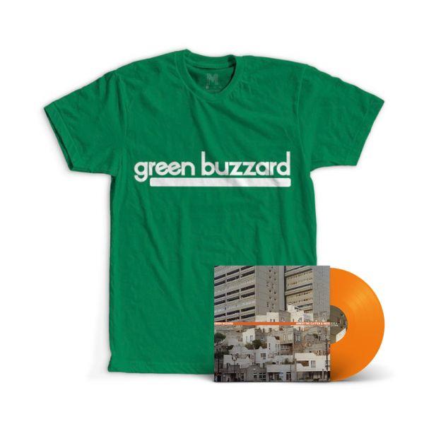 Amidst The Clutter & Mess LP (Vinyl) & Tshirt Bundle