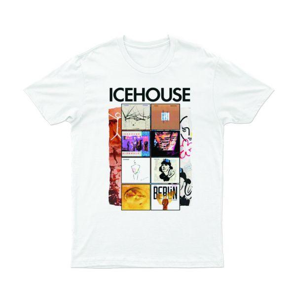 Albums White Tshirt