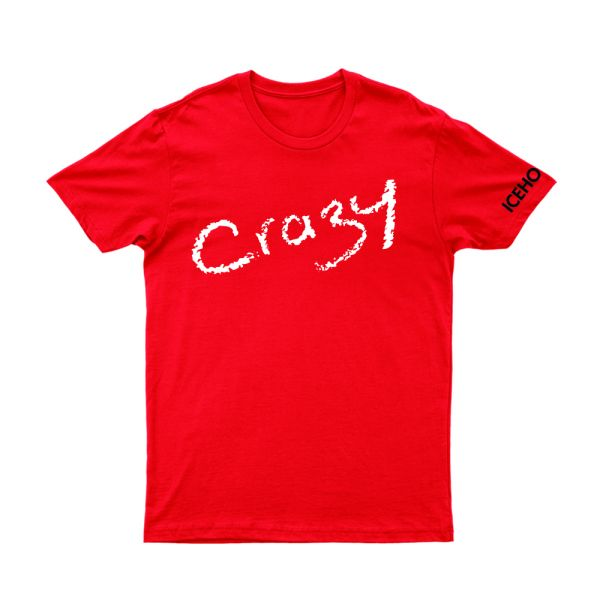 Crazy Red Tshirt