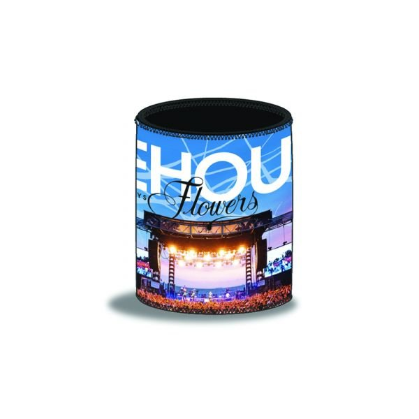 Icehouse Plays Flowers Stubby Holder