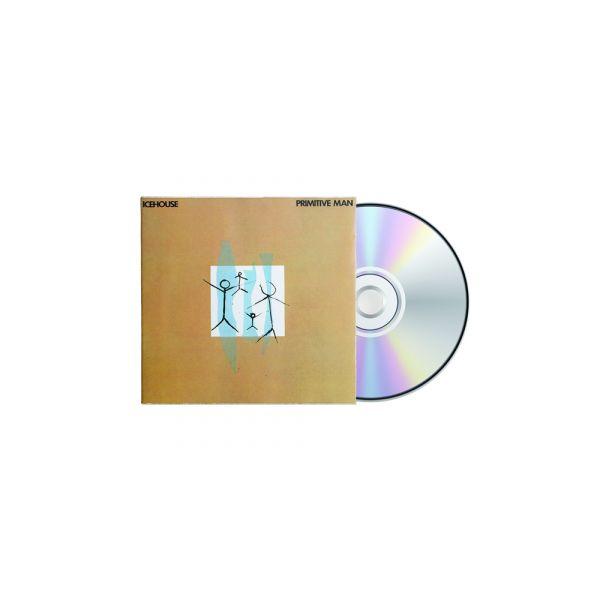 Primitive Man 30th Anniversary Edition CD/DVD