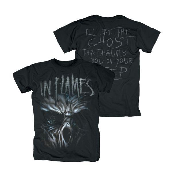 Ghost Black Tshirt