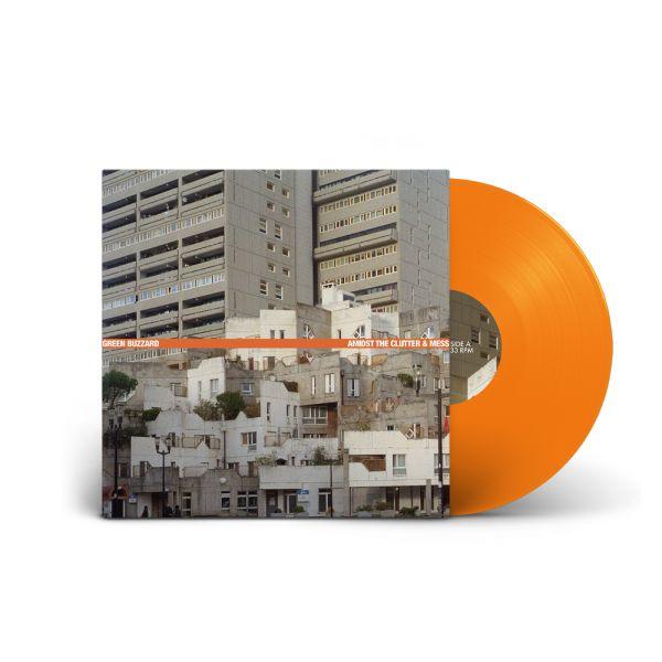 Green Buzzard - Amidst The Clutter & Mess LP