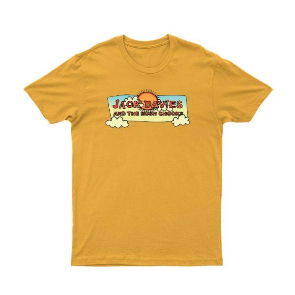 Sun Mustard Tshirt
