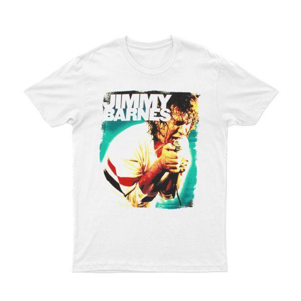 Retro  'Jimmy Barnes' T-Shirt