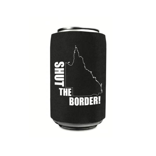 QLD Shut The Border! Stubby Holder