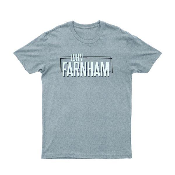 Wording Grey Tshirt 2018/2019 Tour