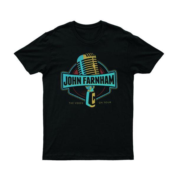 The Voice Black Tshirt