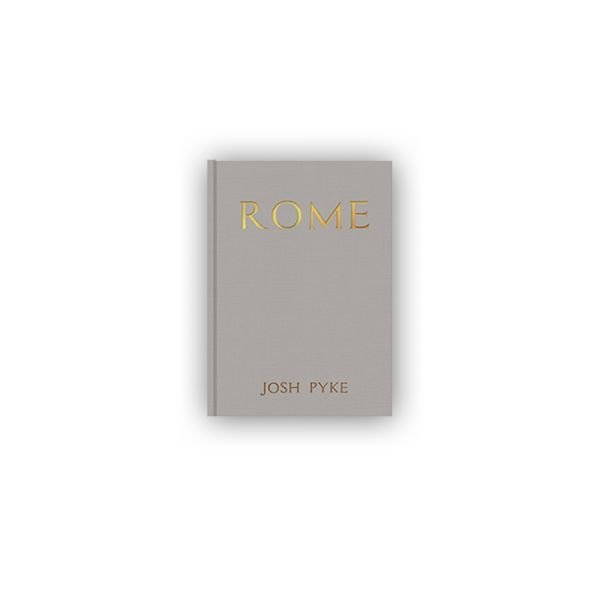 ROME - A5 HARDCOVER BOOK (includes digital download)