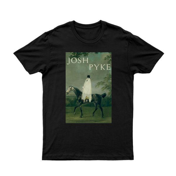 Ghost Horse Black Tshirt
