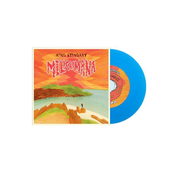 "Milkumana 7"" Blue Vinyl"