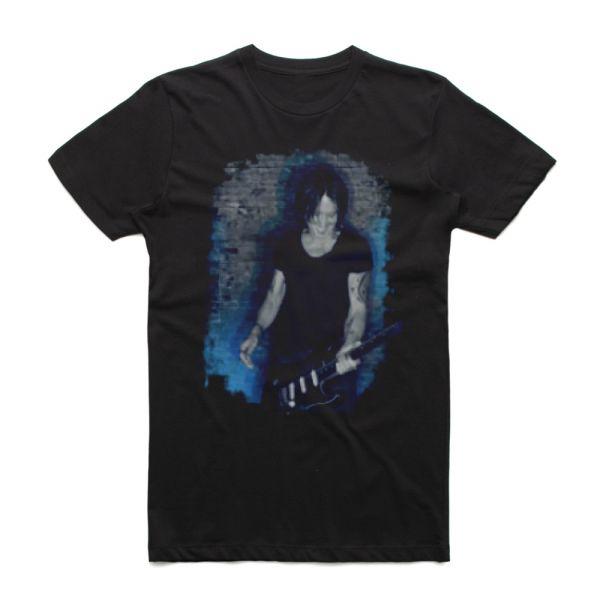 Brick Wall Black Tshirt