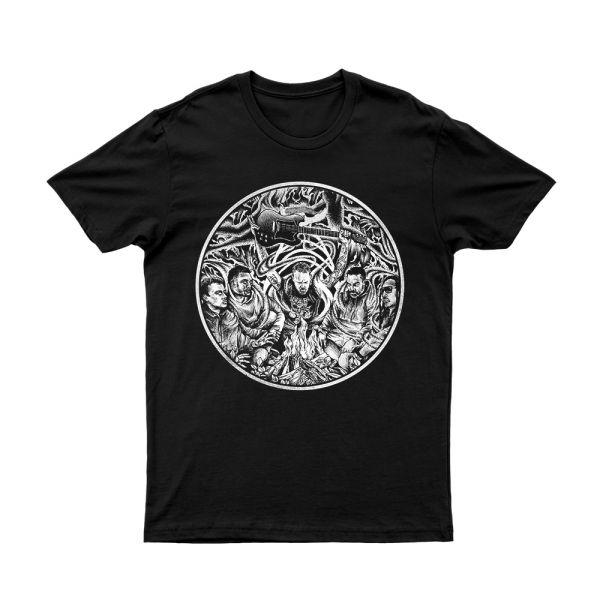 Album Black Tshirt