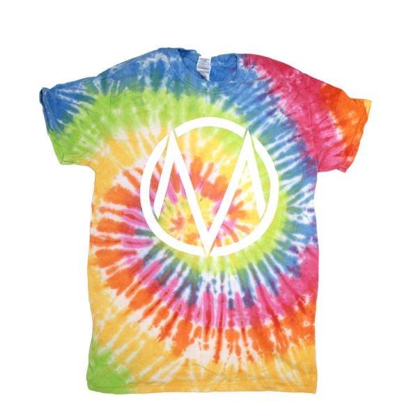 Woodstock Tie Dye Tshirt 2018 Tour