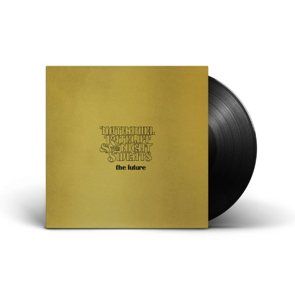 The Future (LP) 180g Black Vinyl
