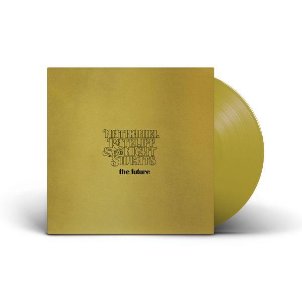 THE FUTURE (LP) GOLD VINYL