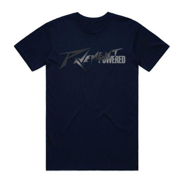 Powered Tshirt w/Metallic Print