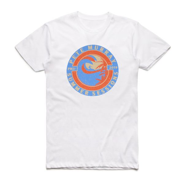 Summer Sessions 2019 White Tshirt