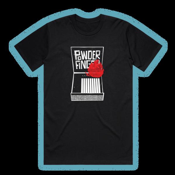 Unreleased Matches Black Tshirt