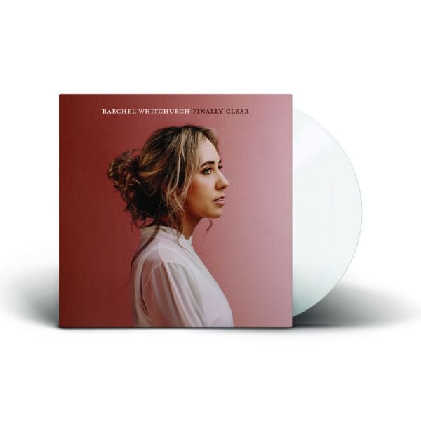 FINALLY CLEAR (LP) CLEAR VINYL LIMITED EDITION