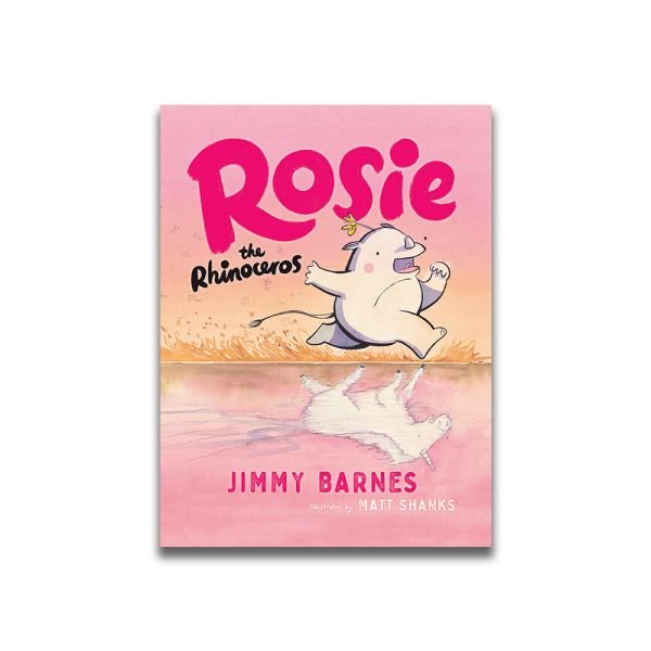 ROSIE THE RHINOCEROS (Signed Copy)