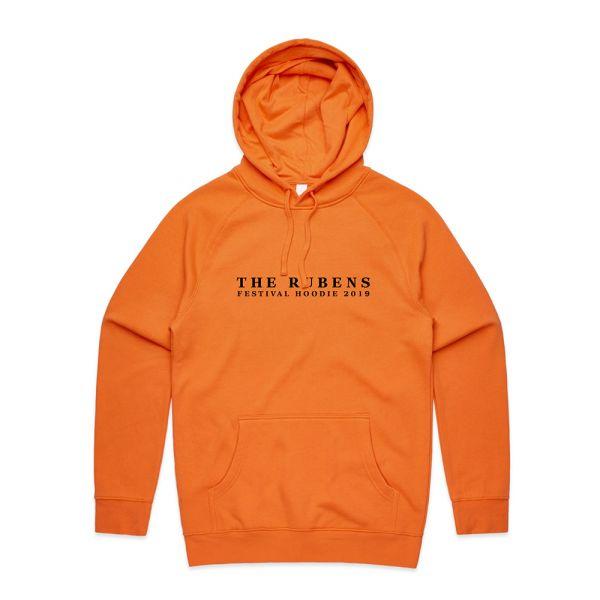 Festival Orange Hoody
