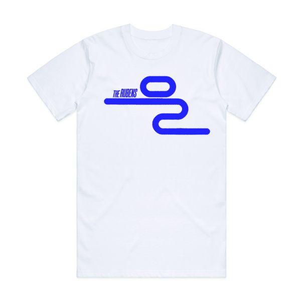 0202 WHITE LOOP TSHIRT