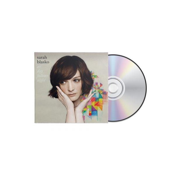 As Day Follows Night CD