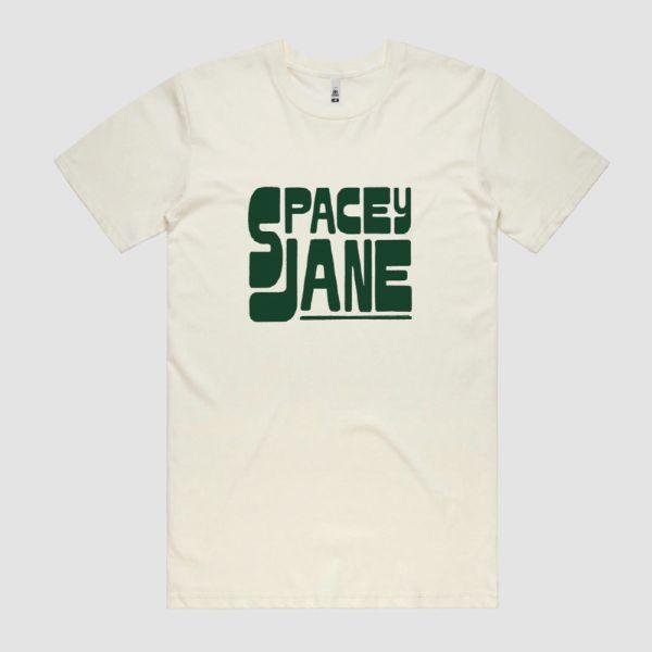 Stack Logo Natural Tshirt