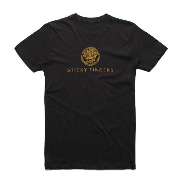 Gucci World Tour Black Tshirt