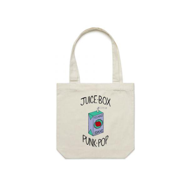 Juice Box Tote Bag