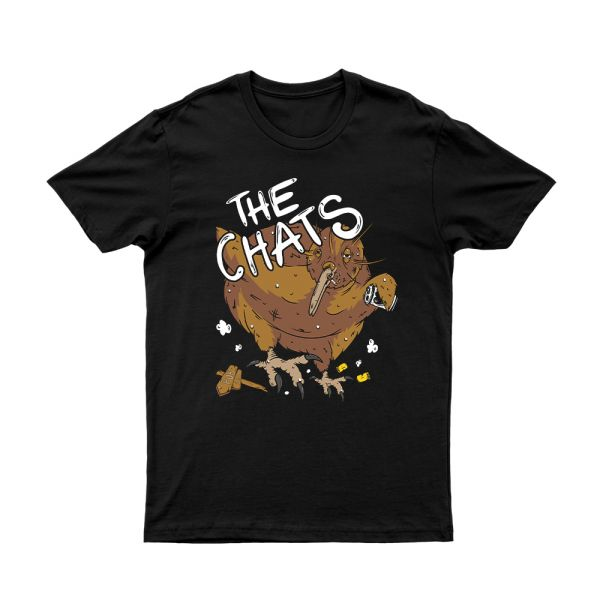 Kiwi Tour Black Tshirt