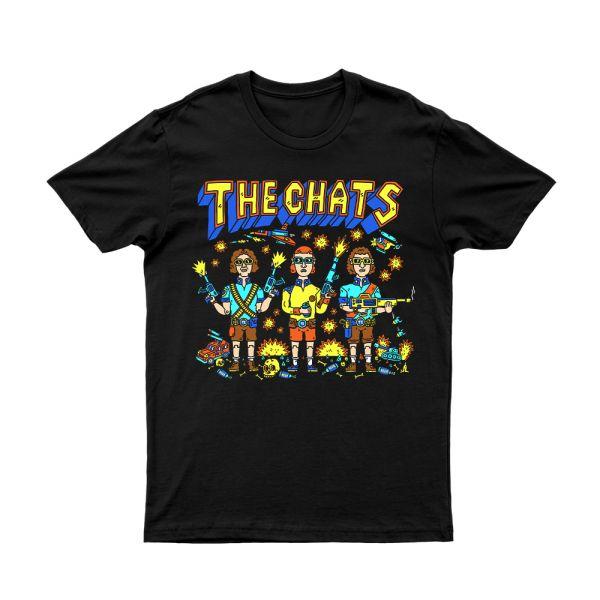 Team Australia Black Tshirt