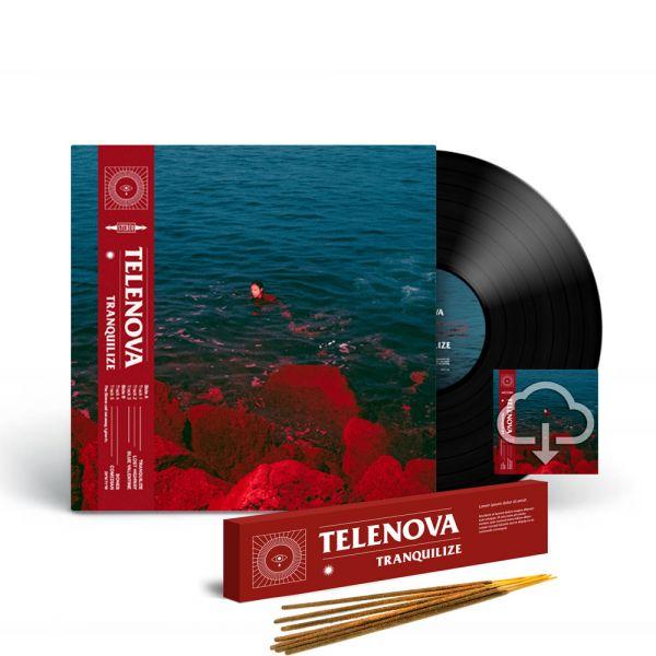 TRANQUILIZE - EP (Vinyl) + INCENSE + Digital Download