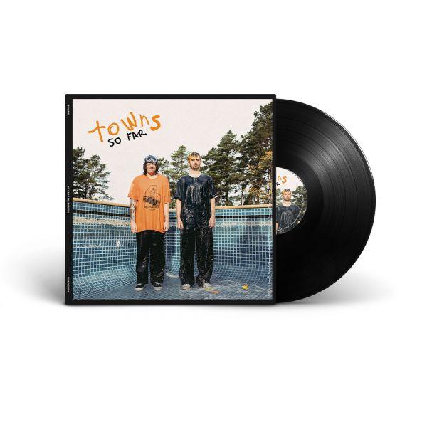 TOWNS SO FAR VINYL (LP)