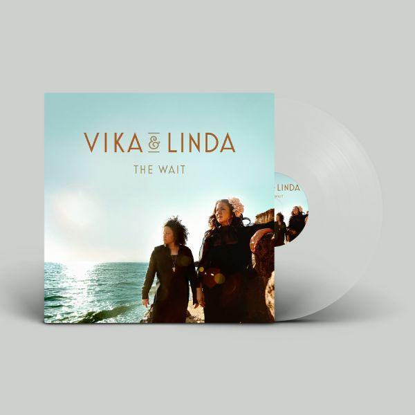 The Wait Deluxe Clear Vinyl (LP) Signed