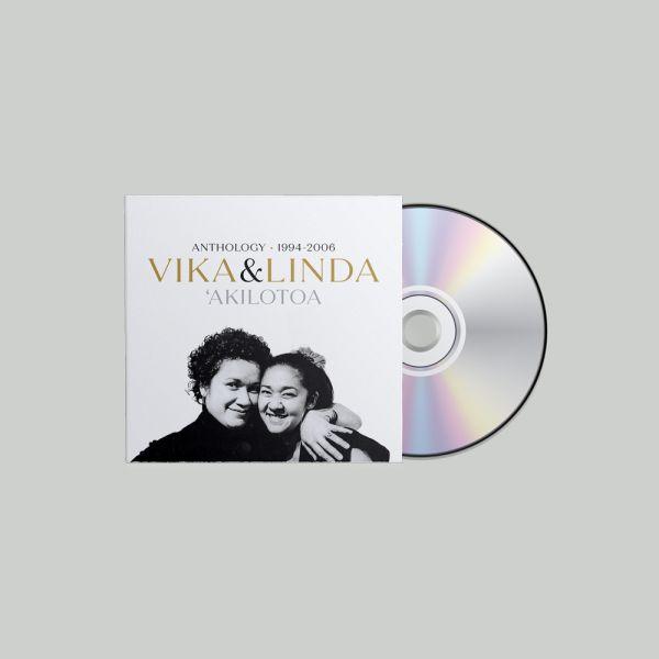 'AKILOTOA ANTHOLOGY 1994-2006 CD
