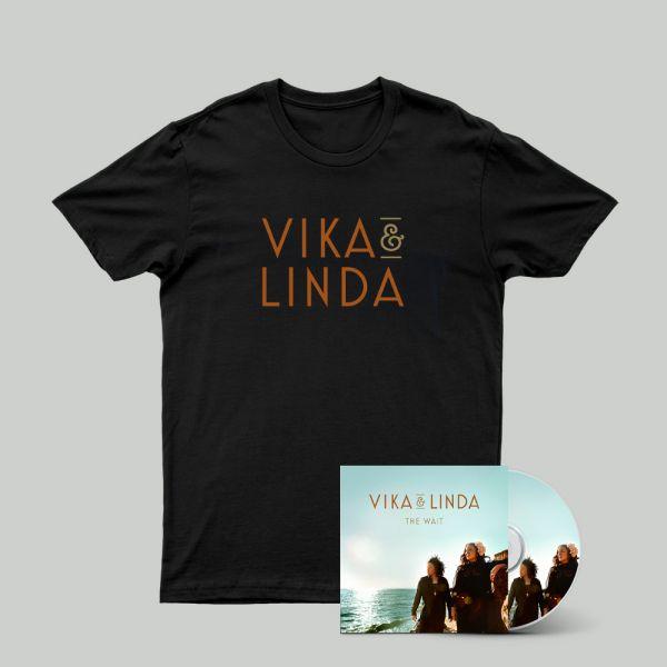The Wait CD Standard Edition & The Wait Black Tshirt
