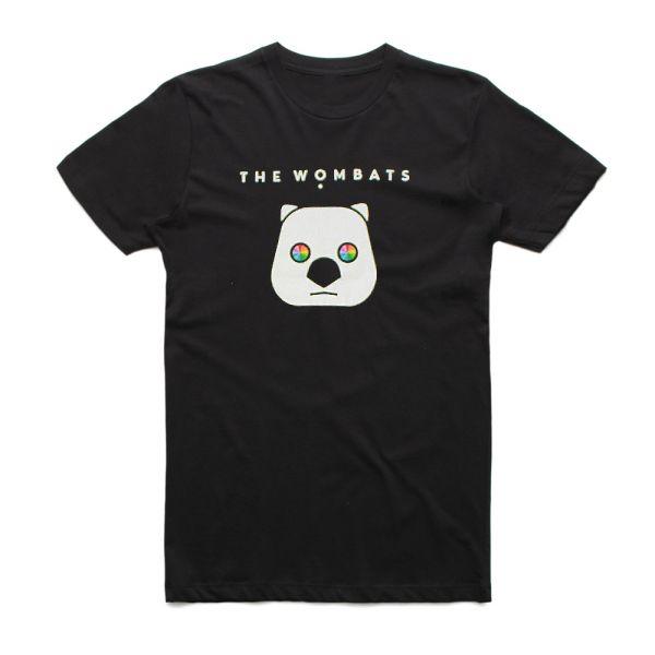 Tour Black Tshirt