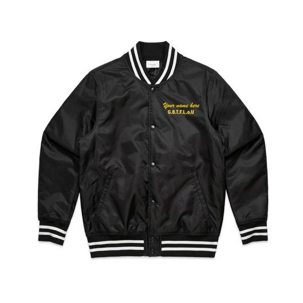 Personalised Tour Jacket