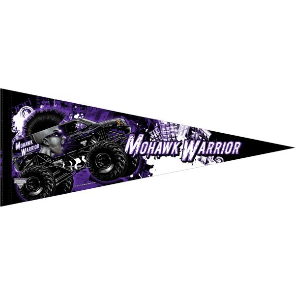 Mohawk Warrior Flag