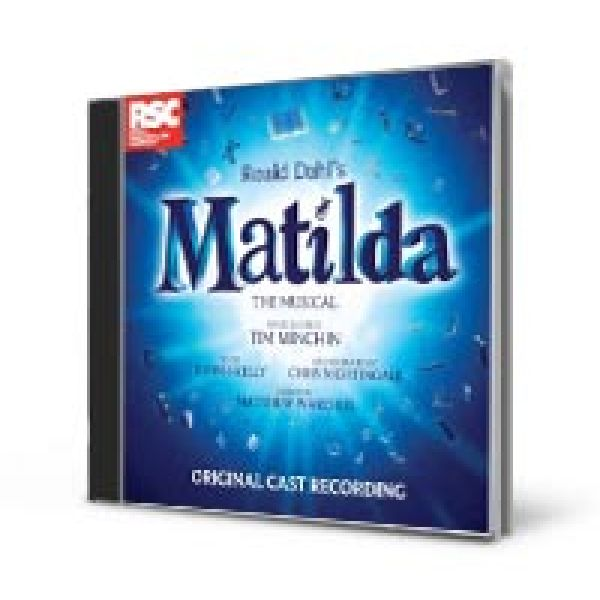 Matilda Original Cast Recording CD