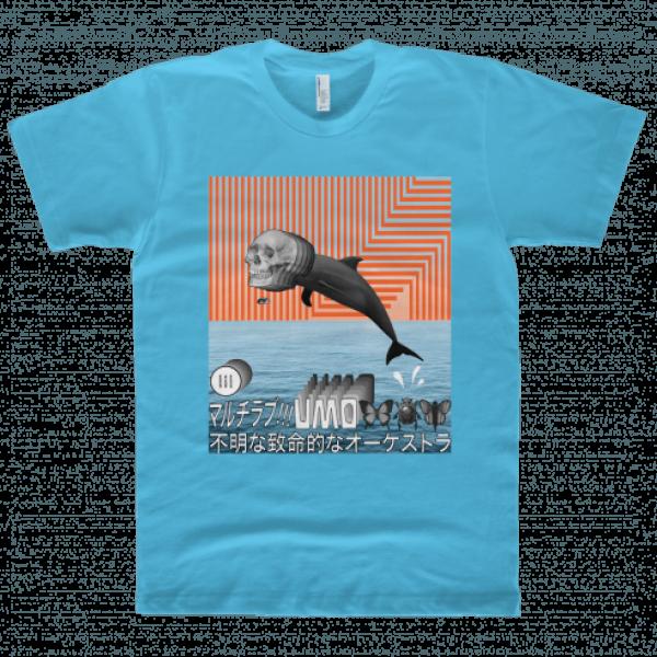 Dolphins Blue Tshirt