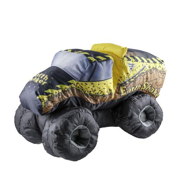 EarthShaker Plush Truck