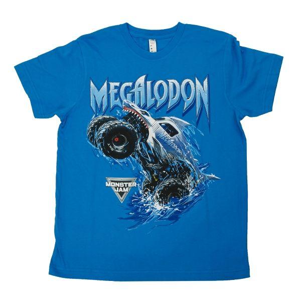 Megalodon Breach Youth Tee