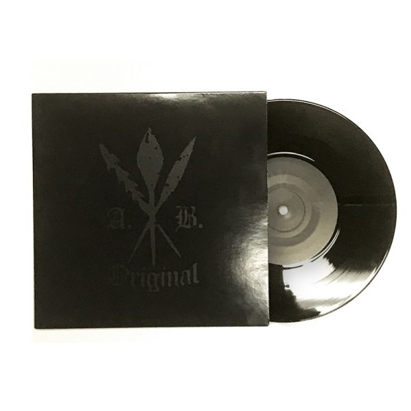 "2 Black 2 Strong 7"" Vinyl"