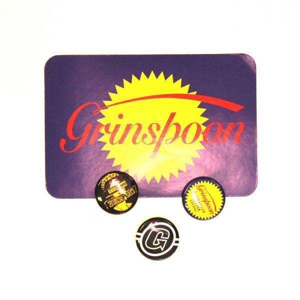 Badge/Sticket Set