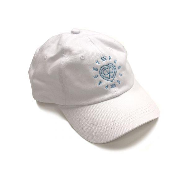Dad Hat White